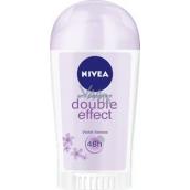 Nivea Double Effect Violet Senses antiperspirant dezodorant stick pre ženy 40 ml