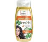 Bione Cosmetics Bio Cannabis proti lupům šampon na vlasy 260 ml