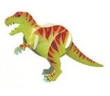 Puzzle drevené dinosaury 3 Tyranosaurus 20 x 15 cm