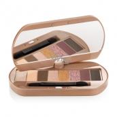Bourjois EyeCatching paletka 8 krémových, práškových očních stínů 03 100% skutečné barevné odstíny 4,5 g