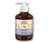 Green Pharmacy Šalvia a Lantoin gél na intímnu hygienu upokojujúci účinok 370 ml