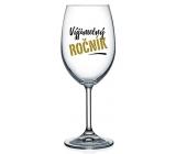 Nekupto Na Zdravie poháre na víno Výnimočný ročník 440 ml
