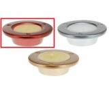 Sviečka v keramike 100x30 Tanierik červený 4118