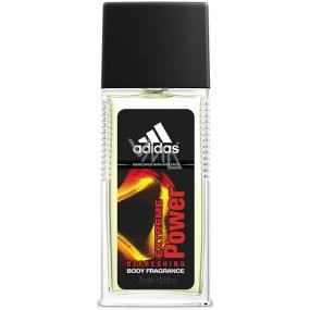 Adidas Extreme Power parfémovaný deodorant sklo pro muže 75 ml