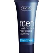 Ziaja Men Duo Concept hydratačný krém 50 ml