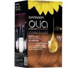 Garnier Olia farba na vlasy bez amoniaku 7.40 Intenzívne medená