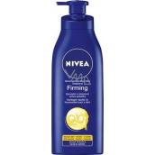 Nivea Q10 Energy + Výživné spevňujúce telové mlieko pre suchú pokožku 400 ml