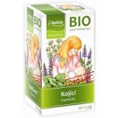 Apotheke Bio Dojčiace mamičky čaj 20 x 1,5 g