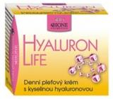 Bione Cosmetics Hyaluron Life s kyselinou hyaluronovou Denní pleťový krém 51 ml