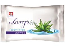 Largo Aloe Vera toaletní mýdlo 100 g