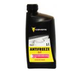 Coyote Antifreeze G12 D / F koncentrovaná nemrznúca kvapalina do chladičov automobilov 1 l