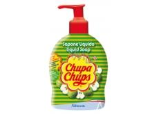 Chupa Chups Zelené jablko tekuté mýdlo pro děti 300 ml expirace 12/2018