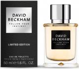 David Beckham Follow Your Instinct toaletná voda pre mužov 50 ml