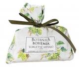 Bohemia Gifts Botanica Chmeľ a obilia pivné ručne vyrábané toaletné mydlo 100 g