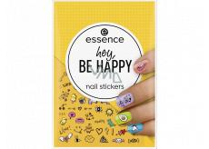 Essence Hey, Be Happy Nail Stickers nálepky na nechty 57 kusov