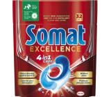 Somat Excellence 4v1 tablety do umývačky riadu 32 kusov