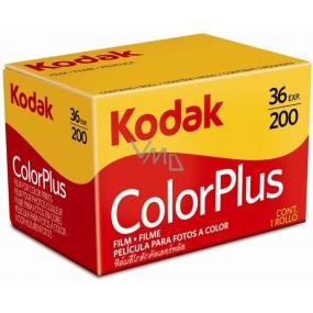 Kodak Color Plus Kinofilm 200 135/36 1 kus