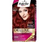 Schwarzkopf Palette Deluxe farba na vlasy 575 Ohnivo červená 115 ml