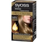 Syoss Oleo Intense Color barva na vlasy bez amoniaku 7-10 Přirozeně plavý