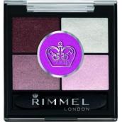 Rimmel London Glam Eyes HD oční stíny 024 Pinkadilly Circus 3,8 g