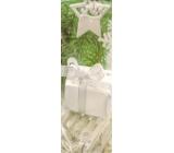 Nekupto Dárková papírová taška na láhev 33 x 10 x 9 cm vánoční 1257 50 WLH