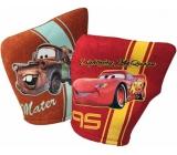Disney Cars mycí žínka pro děti 18,4 x 26,7 x 1 cm 1 kus