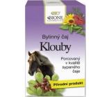 Bione Cosmetics Klouby bylinný čaj XL 20 sáčků po 2 g