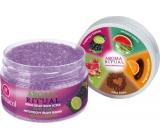 Dermacol Aroma Ritual Hrozno s limetkou Antistresový telový peeling 200 g