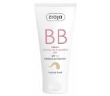 Ziaja BB SPF 15 krém normálna, suchá a citlivá pleť 02 Natural 50 ml