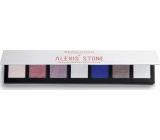 Makeup Revolution Alexis Stone The Transformation paletka očných tieňov 7 x 1,2 g