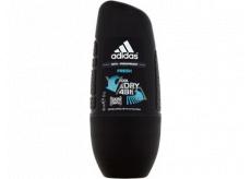 Adidas Action 3 Fresh guličkový antiperspirant dezodorant roll-on pre mužov 50 ml
