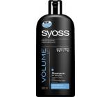 Syoss Volume Lift maximálny objem šampón na vlasy 500 ml