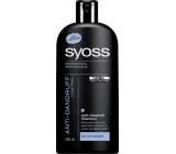 Syoss Anti-Dandruff Control proti lupům šampon na vlasy 500 ml