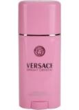 Versace Bright Crystal dezodorant stick pre ženy 50 ml