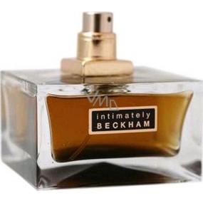 David Beckham Intimately toaletní voda pro muže 75 ml Tester