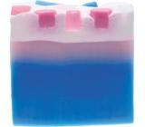 Bomb Cosmetics Karneval lásky Přírodní glycerinové mýdlo 100 g