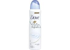 Dove Original antiperspitant deodorant sprej pro ženy 150 ml