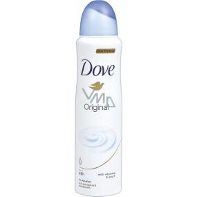 Dove Original antiperspirant deodorant sprej pro ženy 150 ml