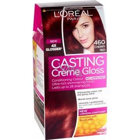 Loreal Paris Casting Creme Gloss Farba na vlasy 460 jahodová eper