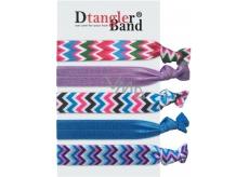 Dtangler Band Set Stripes gumičky do vlasů 5 kusů