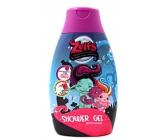 Zelfs Rose and Jasmin - Růže a jasmín sprchový gel pro děti 300 ml