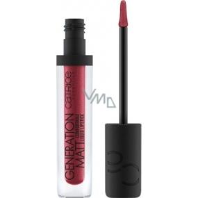 Catrice Generation Matt Comfortable Liquid Lipstick tekutý rúž 030 Exotic Rebel 5 ml