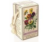 Somerset Toiletry Sirôtka luxusné peelingové mydlo na provázku 230 g