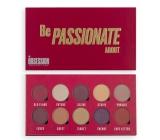 Makeup Obsession Be Passionate About paletka 10 očných tieňov v kombinácii farieb pre jednoduché tieňovanie 13 g