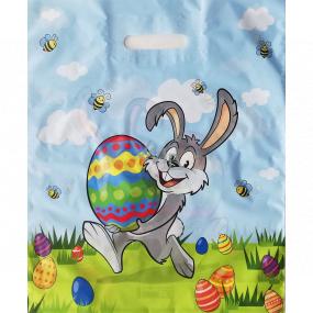 Nekupto Veľkonočné igelitová taška Zajac 380 x 450 mm