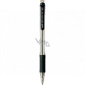 Uni Mitsubishi Laknock Fine guličkové pero s rýchloschnúcim atramentom, vhodné pre ľavákov čierne 0,7 mm, SN-101