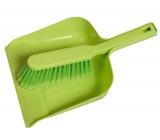 Spokar Color Souprava smetáček s lopatkou bez lišty 5215