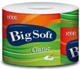 Big Soft Classic toaletní papír různé barvy 2 vrstvý 1000 útržků 1 kus