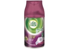 Air Wick Fresh Matic Max Jemný Satén a Mesačné Ľalie náhradná náplň 250 ml
