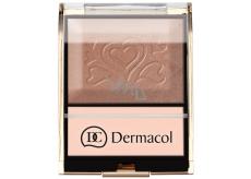 Dermacol Blush & Illuminator tvářenka s rozjasňovačem 06 9 g